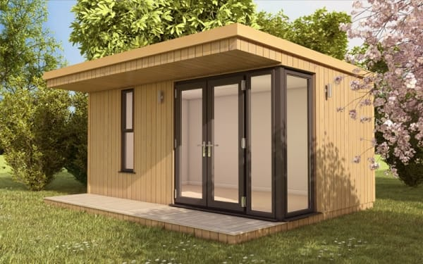 Extend Edge Classic Garden Offices
