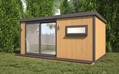 Eco Modern Garden Offices