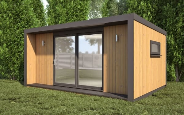 Enclose Modern Garden Offices