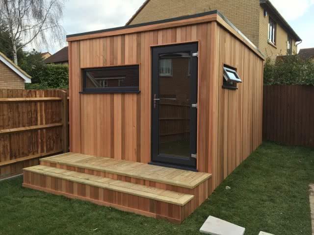 garden pod office. Garden Pod/ Pod Office I